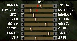 ゲーム開始後しばらくして。一回スライダーをいじっている