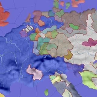 オーストリア懲罰戦争後の欧州